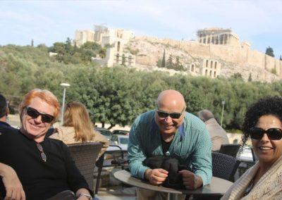 בית קפה אתונה