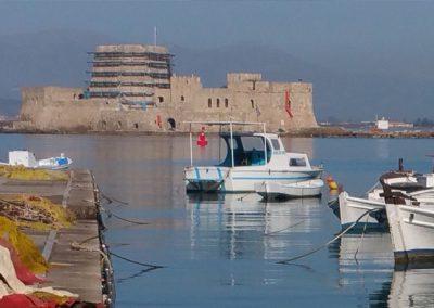 המבצר הימי בנפפיליון