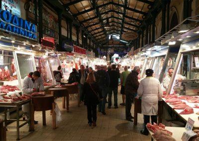 שוק הבשר באתונה
